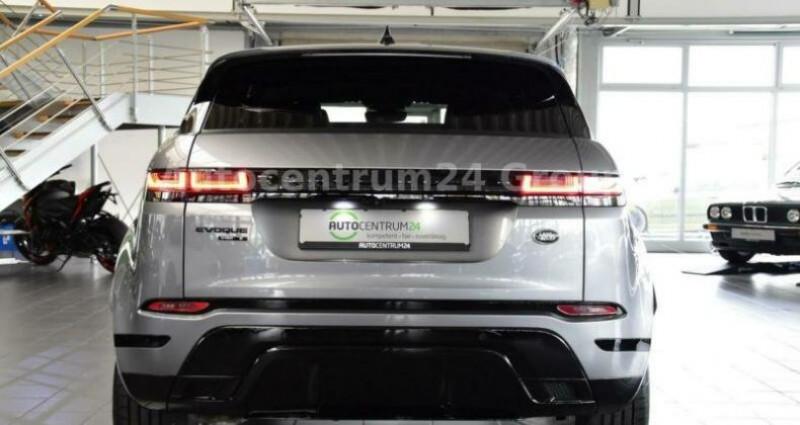 Land rover Range Rover Evoque # R-dynamic S Pano # Gris occasion à Mudaison - photo n°6