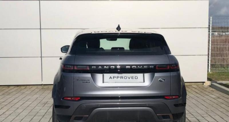Land rover Range Rover Evoque 1.5 P300e 309ch R-Dynamic SE AWD BVA Gris occasion à Nogent-le-phaye - photo n°4