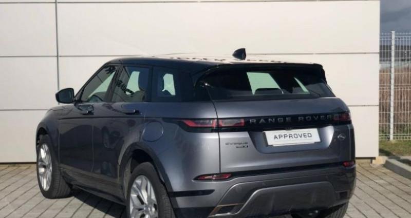 Land rover Range Rover Evoque 1.5 P300e 309ch R-Dynamic SE AWD BVA Gris occasion à Nogent-le-phaye - photo n°5