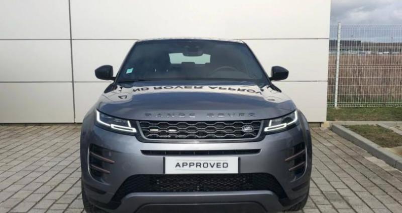 Land rover Range Rover Evoque 1.5 P300e 309ch R-Dynamic SE AWD BVA Gris occasion à Nogent-le-phaye - photo n°3
