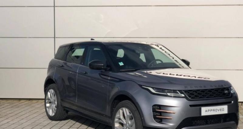 Land rover Range Rover Evoque 1.5 P300e 309ch R-Dynamic SE AWD BVA Gris occasion à Nogent-le-phaye