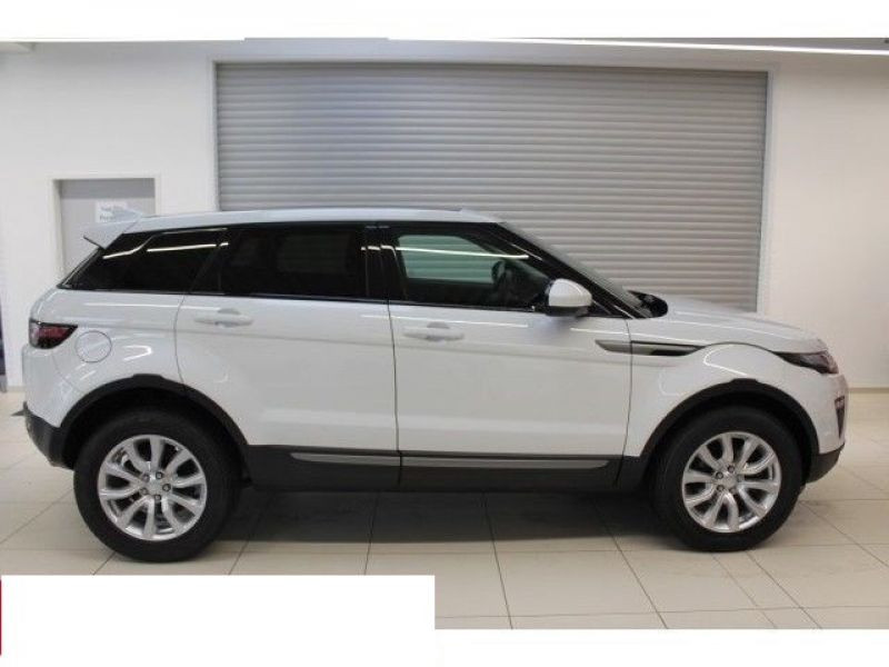 Land rover Range Rover Evoque 180 SE Blanc occasion à Beaupuy - photo n°6