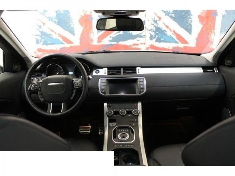 Land rover Range Rover Evoque 180 SE Blanc occasion à Beaupuy - photo n°2