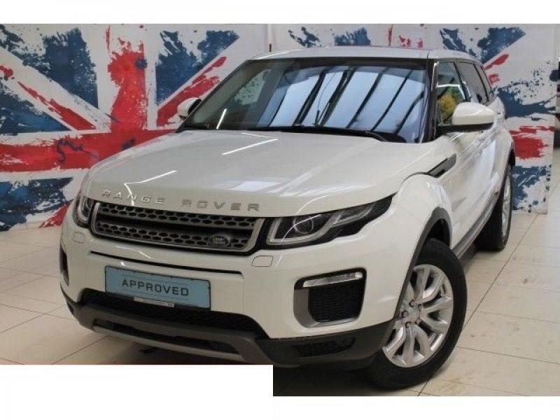Land rover Range Rover Evoque 180 SE Blanc occasion à Beaupuy
