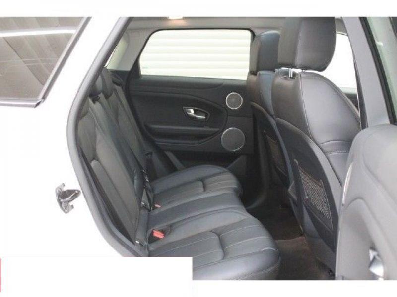 Land rover Range Rover Evoque 180 SE Blanc occasion à Beaupuy - photo n°5