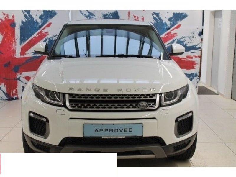 Land rover Range Rover Evoque 180 SE Blanc occasion à Beaupuy - photo n°8