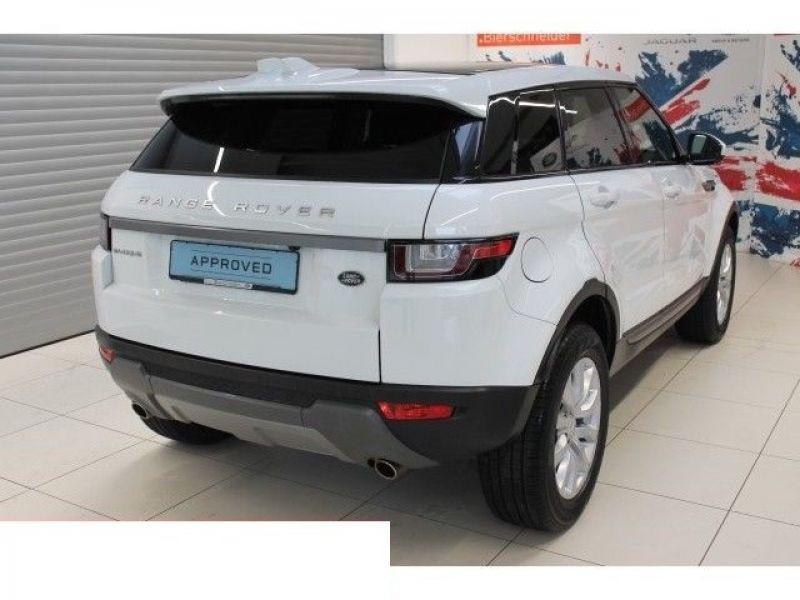 Land rover Range Rover Evoque 180 SE Blanc occasion à Beaupuy - photo n°3