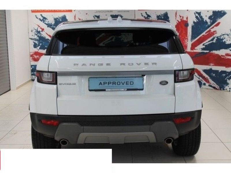 Land rover Range Rover Evoque 180 SE Blanc occasion à Beaupuy - photo n°7
