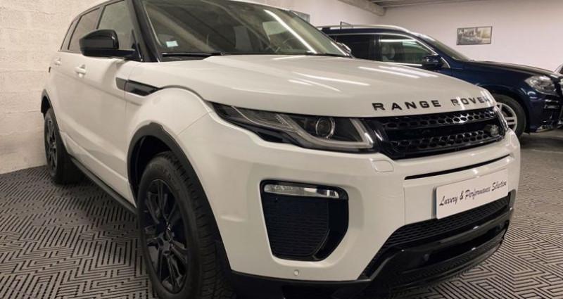 Land rover Range Rover Evoque 180ch SE DYNAMIC PACK BLACK 68000km ETAT NEUF Blanc occasion à Villeneuve Loubet - photo n°2