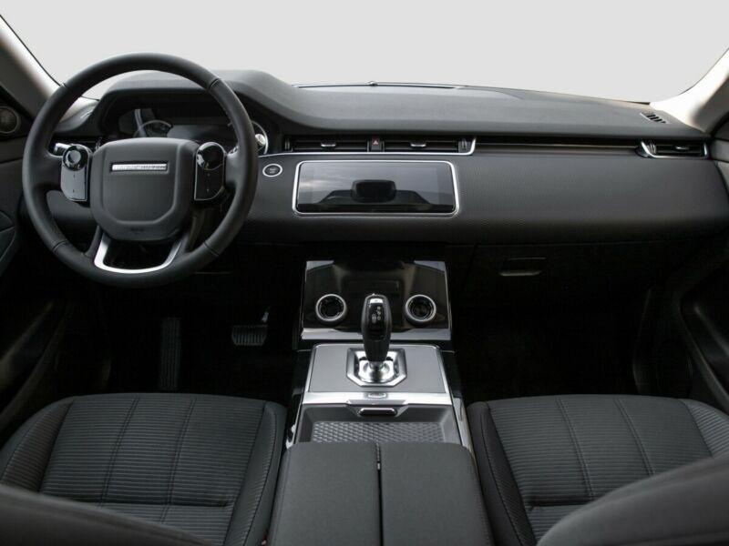 Land rover Range Rover Evoque 2.0 D 150CH BUSINESS AWD BVA Blanc occasion à Villenave-d'Ornon - photo n°5