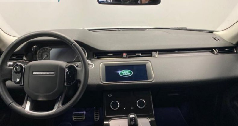 Land rover Range Rover Evoque 2.0 D 150ch R-Dynamic AWD BVA Blanc occasion à Nogent-le-phaye - photo n°3
