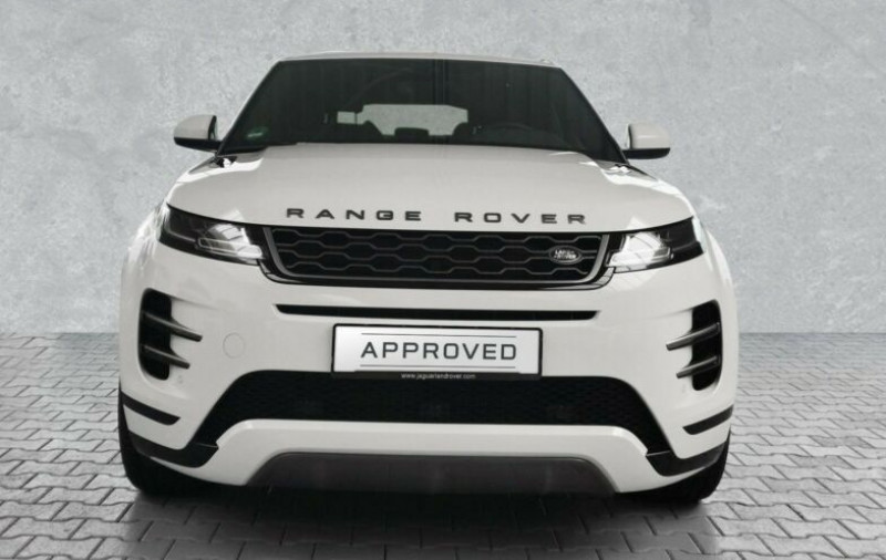 Land rover Range Rover Evoque 2.0 D 150CH R-DYNAMIC S AWD BVA Blanc occasion à Villenave-d'Ornon - photo n°8