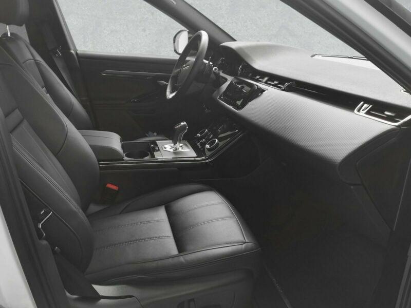 Land rover Range Rover Evoque 2.0 D 150CH R-DYNAMIC S AWD BVA Blanc occasion à Villenave-d'Ornon - photo n°3