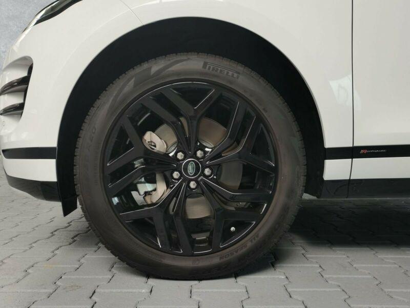 Land rover Range Rover Evoque 2.0 D 150CH R-DYNAMIC S AWD BVA Blanc occasion à Villenave-d'Ornon - photo n°9