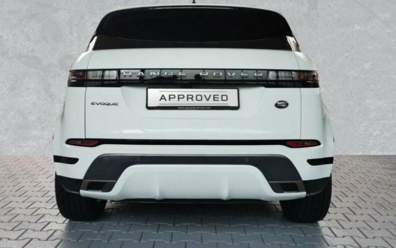 Land rover Range Rover Evoque 2.0 D 150CH R-DYNAMIC S AWD BVA Blanc occasion à Villenave-d'Ornon - photo n°7