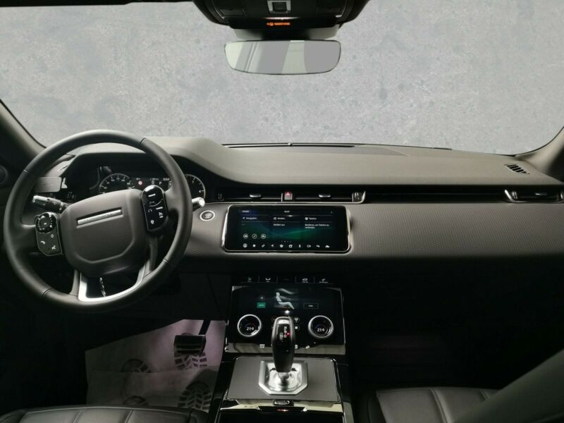 Land rover Range Rover Evoque 2.0 D 150CH R-DYNAMIC S AWD BVA Blanc occasion à Villenave-d'Ornon - photo n°4