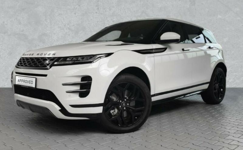 Land rover Range Rover Evoque 2.0 D 150CH R-DYNAMIC S AWD BVA Blanc occasion à Villenave-d'Ornon