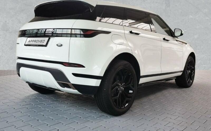 Land rover Range Rover Evoque 2.0 D 150CH R-DYNAMIC S AWD BVA Blanc occasion à Villenave-d'Ornon - photo n°2