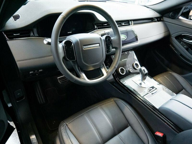 Land rover Range Rover Evoque 2.0 D 150CH R-DYNAMIC SE AWD BVA Noir occasion à Villenave-d'Ornon - photo n°5