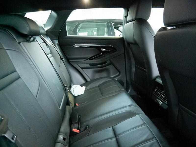 Land rover Range Rover Evoque 2.0 D 150CH R-DYNAMIC SE AWD BVA Noir occasion à Villenave-d'Ornon - photo n°3
