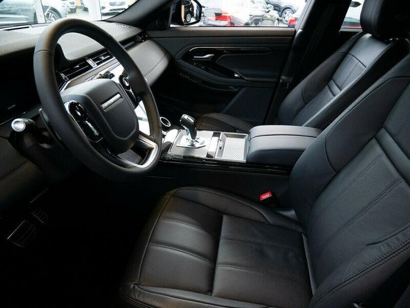 Land rover Range Rover Evoque 2.0 D 150CH R-DYNAMIC SE AWD BVA Noir occasion à Villenave-d'Ornon - photo n°6