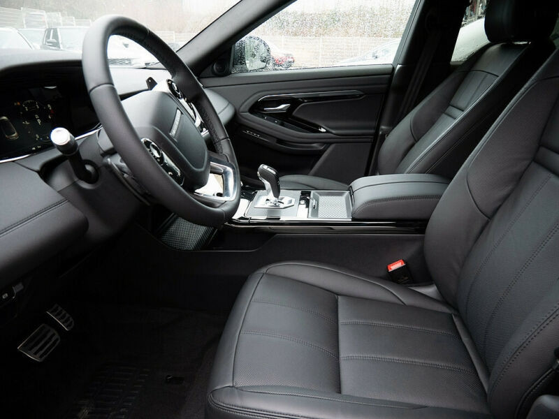 Land rover Range Rover Evoque 2.0 D 150CH R-DYNAMIC SE AWD BVA Blanc occasion à Villenave-d'Ornon - photo n°2
