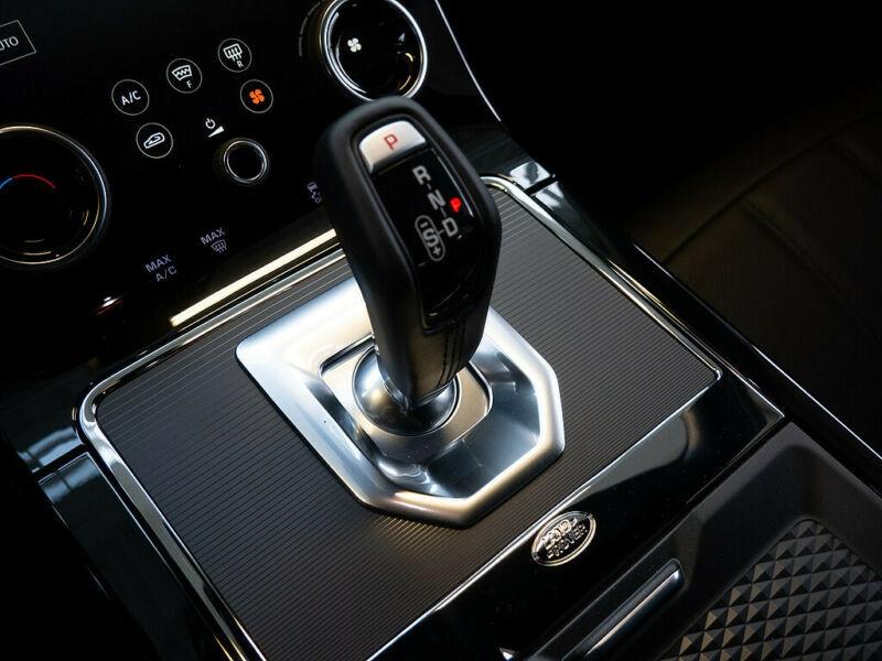 Land rover Range Rover Evoque 2.0 D 150CH R-DYNAMIC SE AWD BVA Noir occasion à Villenave-d'Ornon - photo n°7