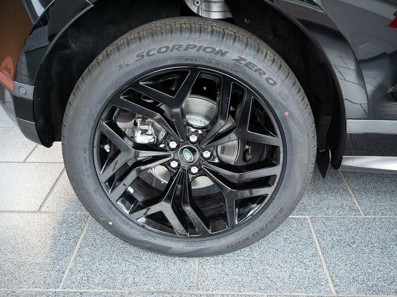 Land rover Range Rover Evoque 2.0 D 150CH R-DYNAMIC SE AWD BVA Noir occasion à Villenave-d'Ornon - photo n°4