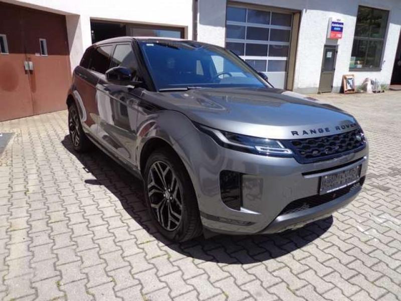 Land rover Range Rover Evoque 2.0 D 150CH SE AWD BVA Gris occasion à Villenave-d'Ornon - photo n°5
