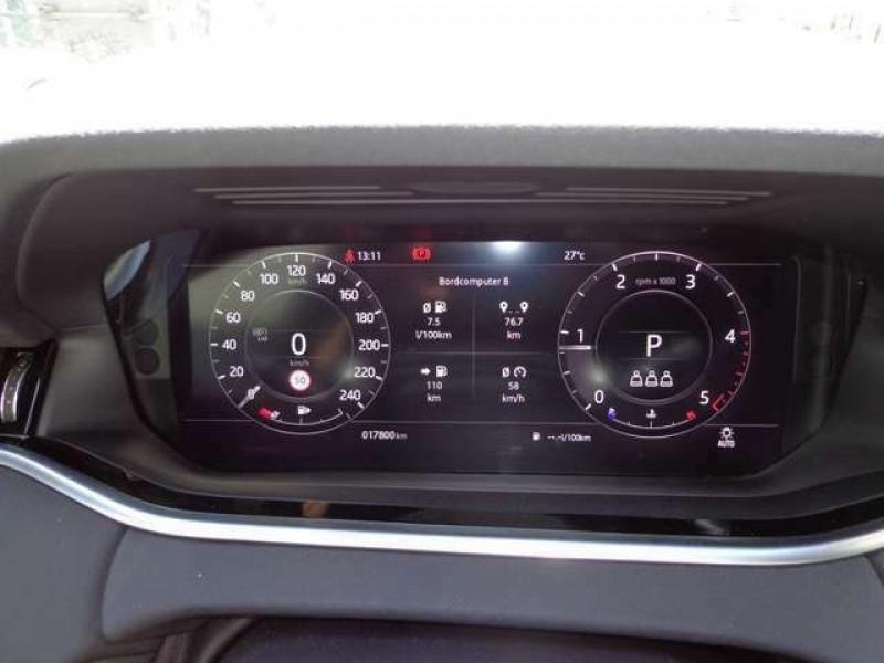 Land rover Range Rover Evoque 2.0 D 150CH SE AWD BVA Gris occasion à Villenave-d'Ornon - photo n°9