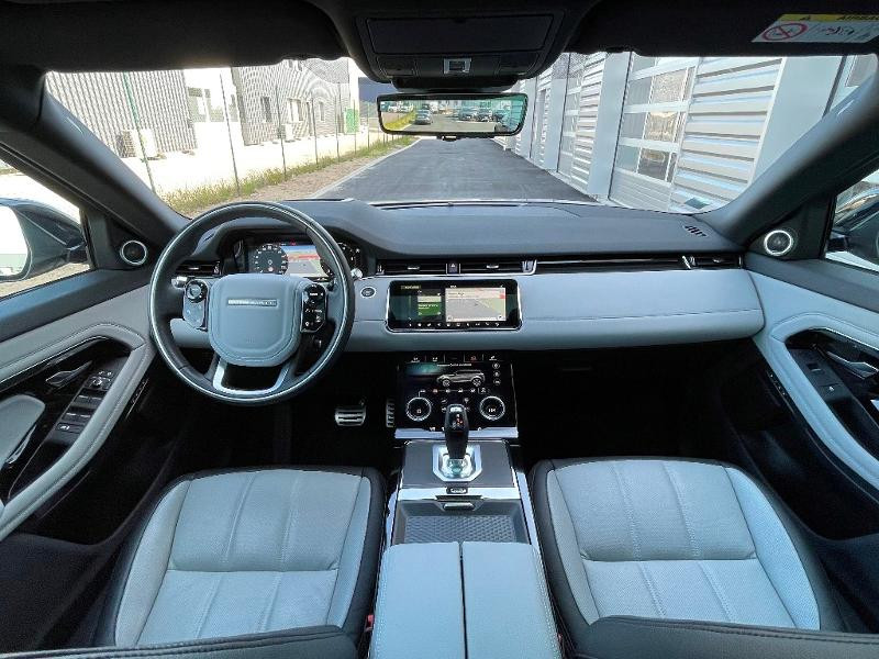 Land rover Range Rover Evoque 2.0 D 180ch First Edition AWD BVA Gris occasion à Barberey-Saint-Sulpice - photo n°5