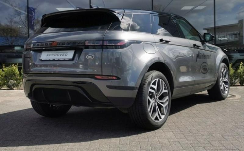 Land rover Range Rover Evoque 2.0 D 180CH HSE AWD BVA Gris occasion à Villenave-d'Ornon - photo n°2