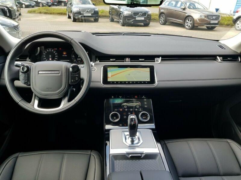 Land rover Range Rover Evoque 2.0 D 180CH HSE AWD BVA Gris occasion à Villenave-d'Ornon - photo n°4