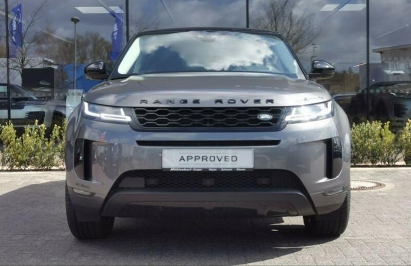 Land rover Range Rover Evoque 2.0 D 180CH HSE AWD BVA Gris occasion à Villenave-d'Ornon - photo n°7