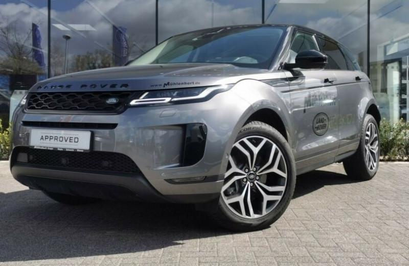 Land rover Range Rover Evoque 2.0 D 180CH HSE AWD BVA Gris occasion à Villenave-d'Ornon