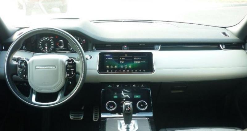 Land rover Range Rover Evoque 2.0 D 180ch R-Dynamic HSE AWD BVA Rouge occasion à Laxou - photo n°4