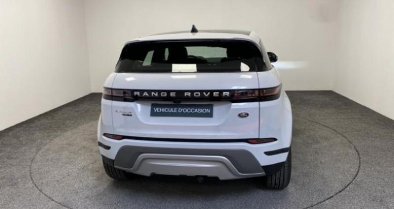Land rover Range Rover Evoque 2.0 D 180ch R-Dynamic S AWD BVA Blanc occasion à Vénissieux - photo n°3