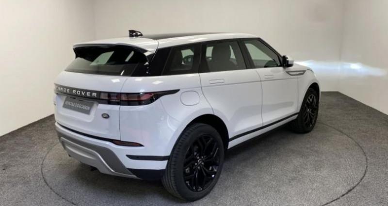 Land rover Range Rover Evoque 2.0 D 180ch R-Dynamic S AWD BVA Blanc occasion à Vénissieux - photo n°4