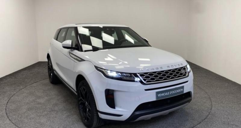 Land rover Range Rover Evoque 2.0 D 180ch R-Dynamic S AWD BVA Blanc occasion à Vénissieux - photo n°5