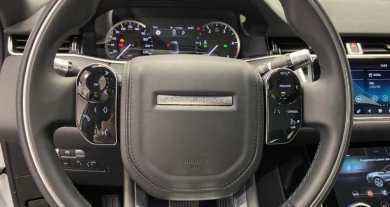 Land rover Range Rover Evoque 2.0 D 180ch R-Dynamic S AWD BVA Blanc occasion à Vénissieux - photo n°7