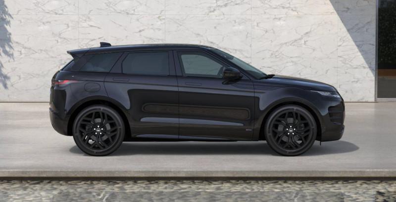 Land rover Range Rover Evoque 2.0 D 180ch R-Dynamic S AWD BVA Noir occasion à SAINT ETIENNE