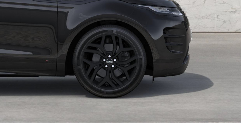 Land rover Range Rover Evoque 2.0 D 180ch R-Dynamic S AWD BVA Noir occasion à SAINT ETIENNE - photo n°2