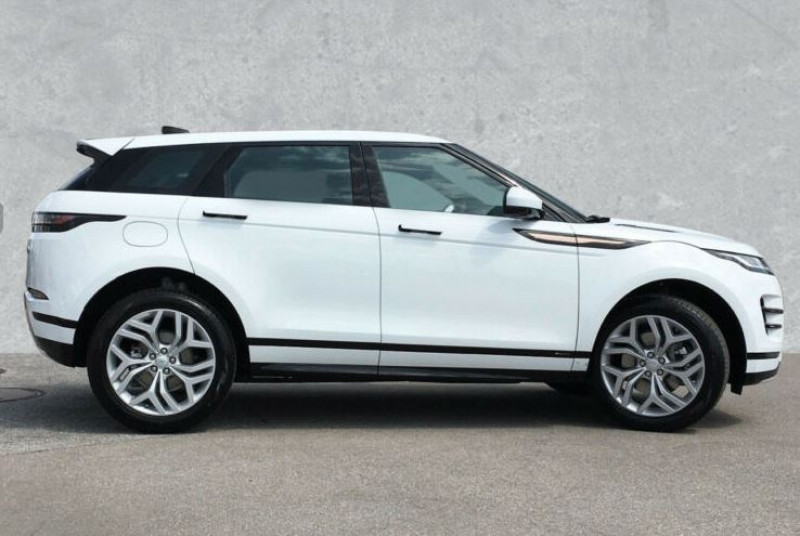 Land rover Range Rover Evoque 2.0 D 180CH R-DYNAMIC S AWD BVA Blanc occasion à Villenave-d'Ornon - photo n°6