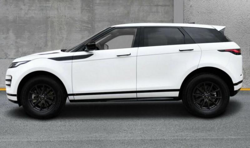 Land rover Range Rover Evoque 2.0 D 180CH R-DYNAMIC S AWD BVA Blanc occasion à Villenave-d'Ornon - photo n°2