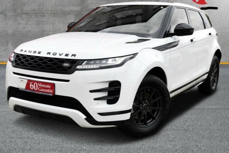 Land rover Range Rover Evoque 2.0 D 180CH R-DYNAMIC S AWD BVA Blanc occasion à Villenave-d'Ornon