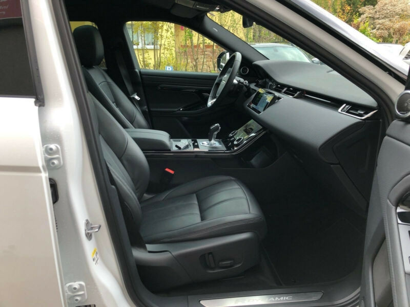 Land rover Range Rover Evoque 2.0 D 180CH R-DYNAMIC S AWD BVA Blanc occasion à Villenave-d'Ornon - photo n°9