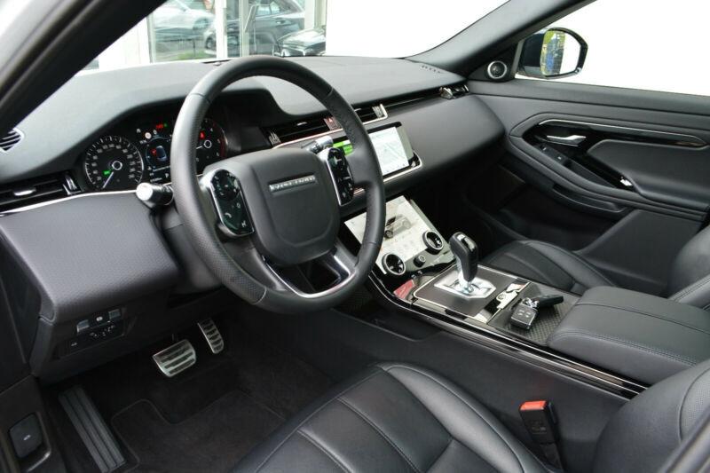 Land rover Range Rover Evoque 2.0 D 180CH R-DYNAMIC S AWD BVA Blanc occasion à Villenave-d'Ornon - photo n°5