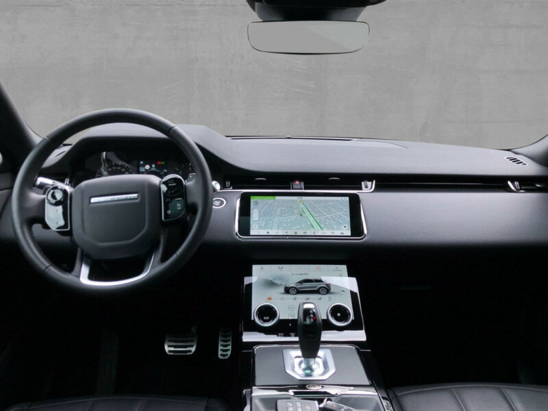 Land rover Range Rover Evoque 2.0 D 180CH R-DYNAMIC S AWD BVA Blanc occasion à Villenave-d'Ornon - photo n°7