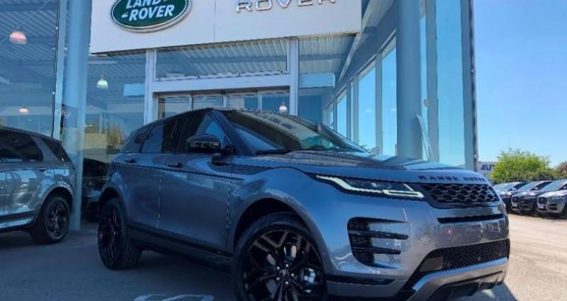 Land rover Range Rover Evoque 2.0 D 180ch R-Dynamic SE AWD BVA Gris occasion à BARBEREY SAINT SULPICE