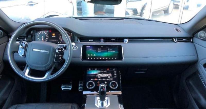 Land rover Range Rover Evoque 2.0 D 180ch R-Dynamic SE AWD BVA Gris occasion à BARBEREY SAINT SULPICE - photo n°4